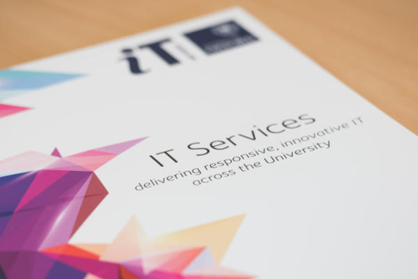 IT Services brochure