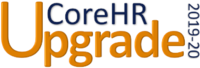corehr upgrade project logo 2019 2020